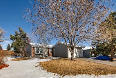 Littleton Single Family Home Under Contract: 8991 West Cooper Avenue