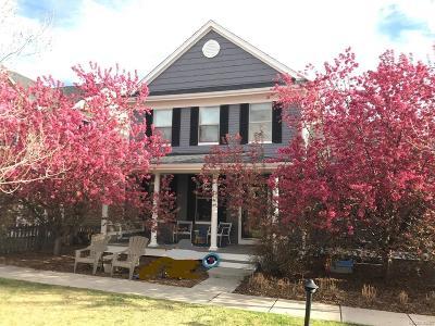 Denver Single Family Home Active: 2321 Alton Street