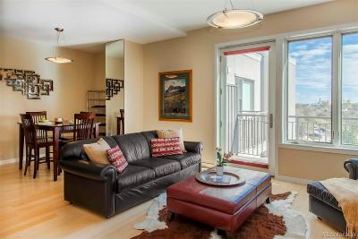Boulder CO Condo/Townhouse Active: $515,000