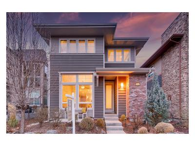 Denver Single Family Home Under Contract: 3463 Beeler Street