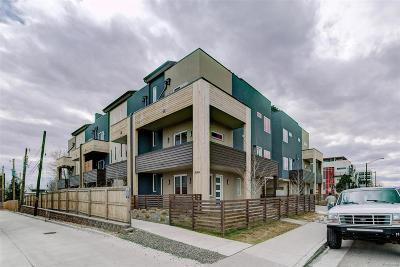 Denver CO Condo/Townhouse Active: $695,000