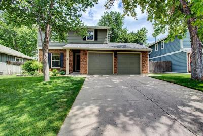 Willow Creek Single Family Home Under Contract: 8066 South Rosemary Court