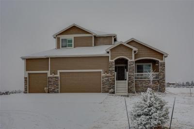Parker Single Family Home Active: 3550 Zane Gray Loop