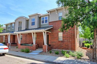 Centennial Condo/Townhouse Under Contract: 6372 South Xanadu Street