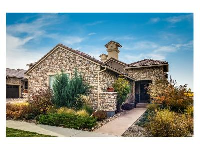 Highlands Ranch Condo/Townhouse Active: 9563 Firenze Way