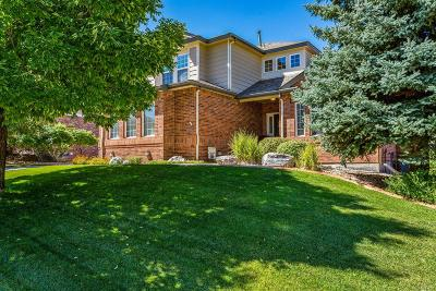 Castle Pines Single Family Home Under Contract: 8629 Fawnwood Drive