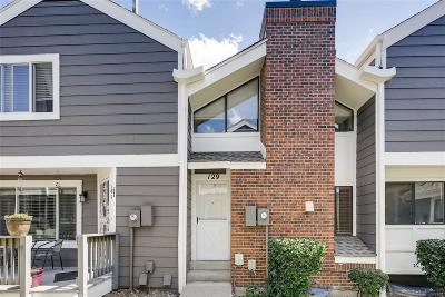 Arvada Condo/Townhouse Under Contract: 6545 West 84th Way #129