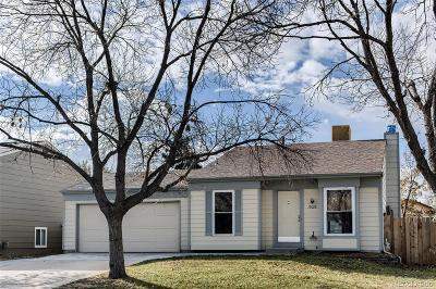Aurora Single Family Home Active: 19028 East 21st Circle