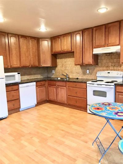 Condo/Townhouse Under Contract: 6495 East Happy Canyon Road #154