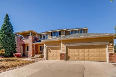 Highlands Ranch Single Family Home Under Contract: 10029 Glenstone Circle