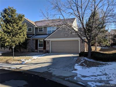 Centennial Condo/Townhouse Active: 6083 East Briarwood Drive