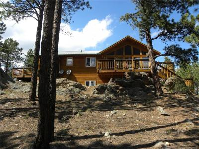 Park County Single Family Home Active: 482 Overlook Drive