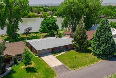 Wheat Ridge Single Family Home Active: 9000 West 35th Avenue