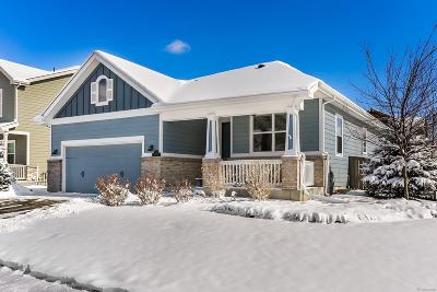 Longmont Single Family Home Under Contract: 1504 Jackson Court