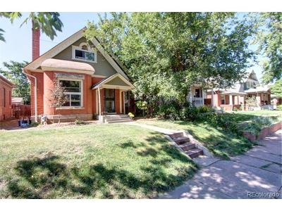 Denver Single Family Home Active: 577 South Grant Street