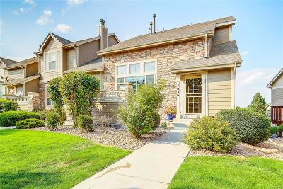 Arvada Condo/Townhouse Active: 17036 West 63rd Drive