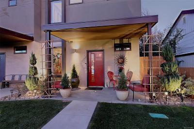 Denver Condo/Townhouse Active: 1040 Tennyson Street