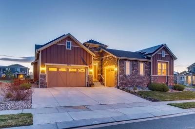 Broomfield Single Family Home Active: 4239 Kestrel Drive