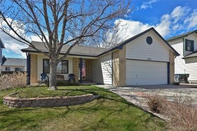 Longmont Single Family Home Active: 2225 Kay Street