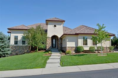 Parker Single Family Home Active: 5550 Vistancia Drive