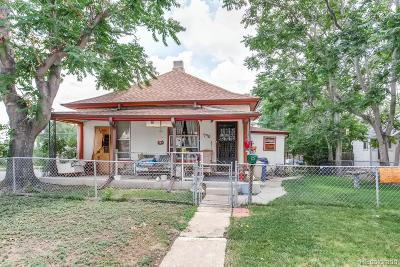 Denver Single Family Home Active: 990 King Street