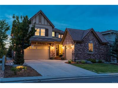 Highlands Ranch CO Single Family Home Active: $929,900