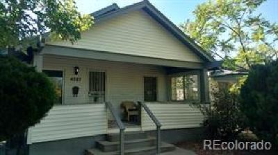 Single Family Home Sold: 4327 Wolff Street