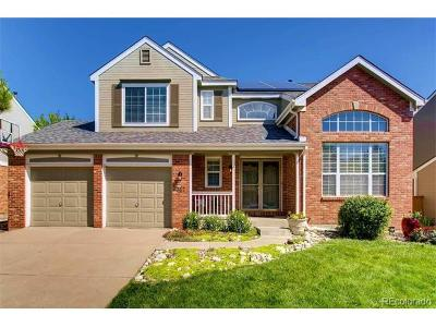 Highlands Ranch Single Family Home Active: 757 Huntington Place