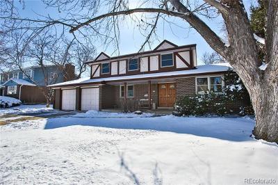 Boulder Single Family Home Active: 7722 Essex Place