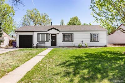 Single Family Home Active: 3040 South Elm Street