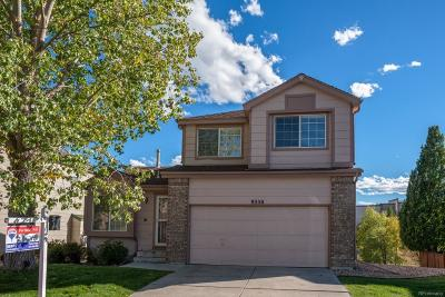 Littleton Single Family Home Under Contract: 9350 West Indore Drive