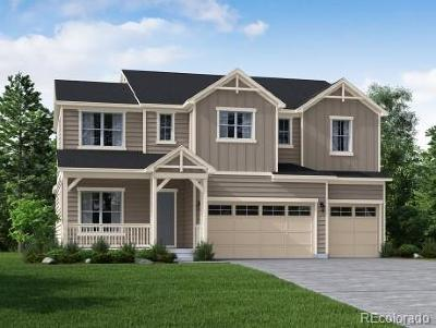 Lafayette Single Family Home Active: 658 Stage Station Way