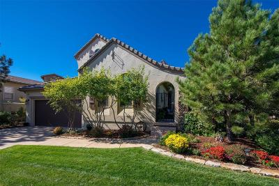 Castle Pines Village, Castle Pines Villages Single Family Home Active: 5054 Vermillion Lane