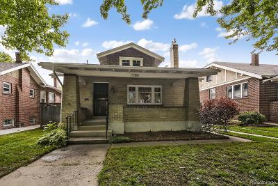 Single Family Home Under Contract: 780 Garfield Street