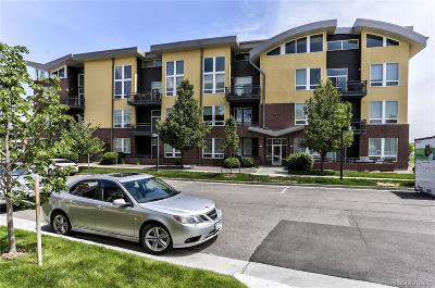 Denver Condo/Townhouse Active: 8165 East Lowry Boulevard #201