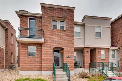 Centennial Condo/Townhouse Under Contract: 13640 East Weaver Place