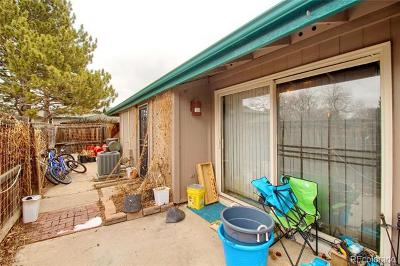 Greenwood Village Condo/Townhouse Active: 6030 South Willow Way
