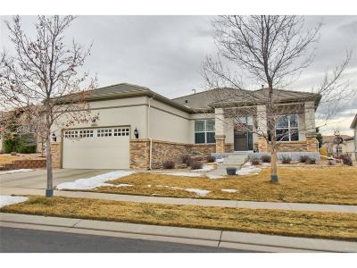 Broomfield Single Family Home Under Contract: 4982 Democrat Drive