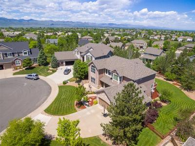 Highlands Ranch Single Family Home Under Contract: 1525 Meyerwood Lane