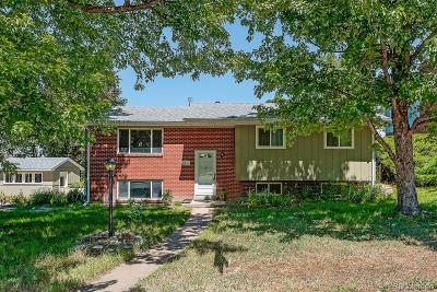 Castle Rock Single Family Home Under Contract: 361 High Drive