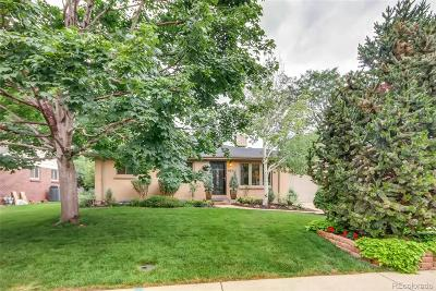 Lakewood Single Family Home Under Contract: 883 Newcombe Street