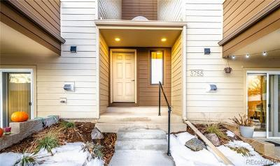 Boulder Condo/Townhouse Active: 3755 Birchwood Drive #47