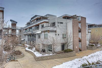 Boulder Condo/Townhouse Under Contract: 2830 East College Avenue #308