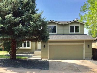 Highlands Ranch Single Family Home Active: 9055 Hunters Creek Street