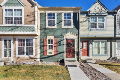 Denver Condo/Townhouse Active: 1699 South Trenton Street #10