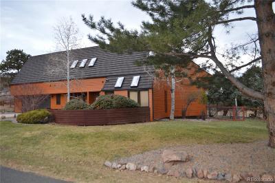 Morrison Single Family Home Sold: 15985 Ridge Tee Drive
