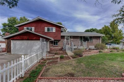 Aurora Single Family Home Active: 13299 East Exposition Drive