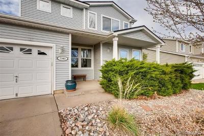 Littleton Single Family Home Active: 7383 Eagle Rock Drive