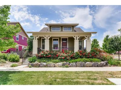 Denver Single Family Home Active: 2221 Willow Court