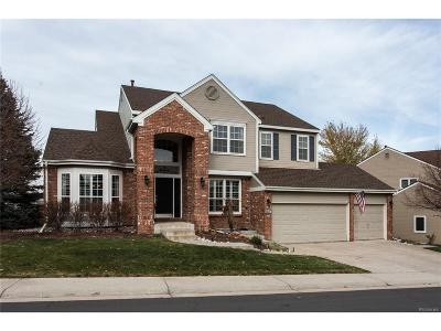 Highlands Ranch Single Family Home Under Contract: 2441 Cactus Bluff Place